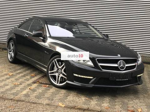 Mercedes-Benz CL 63 AMG Distronic