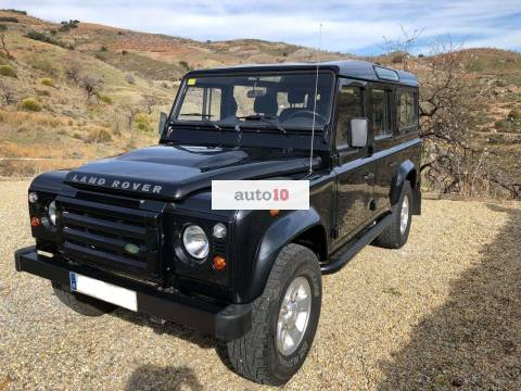 Land Rover Defender 110 SW 7 plazas