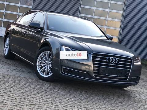 Audi A8 Lang  Matrix