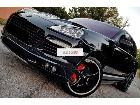 Porsche Cayenne TECHART TURBO