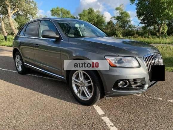 Audi Q5 2.0 TFSI q.S Edition