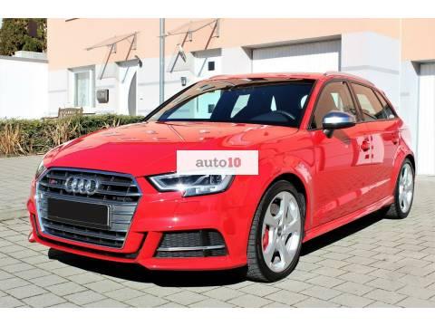 Audi S3 Sportback 2.0 TFSI quattro Matrix-LED