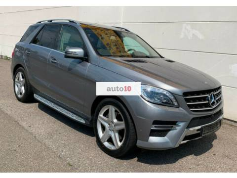 Mercedes-Benz ML350 BlueTEC 7G 4MATIC