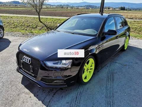 Audi A4 Avant 3.0 TDI quattro DPF S-tronic S-Line