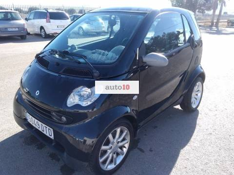 SMART FORTWO COUPE PASSION AUT.
