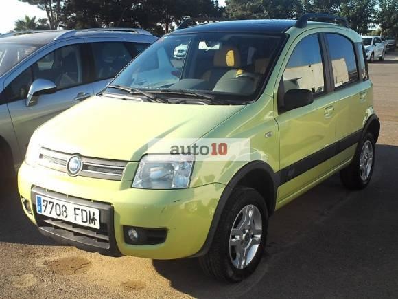 FIAT PANDA 4X4 1.3 MJT diesel.