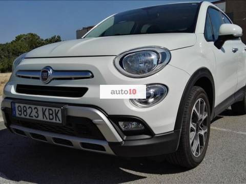 Fiat 500X 1.6Mjt Cross 4x2