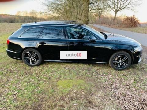 Audi A6 Avant 3.0 TDI quattro tiptronic Bi-Turbo
