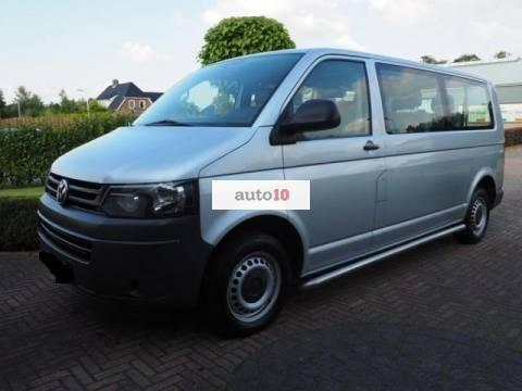 Volkswagen transporter De 2009