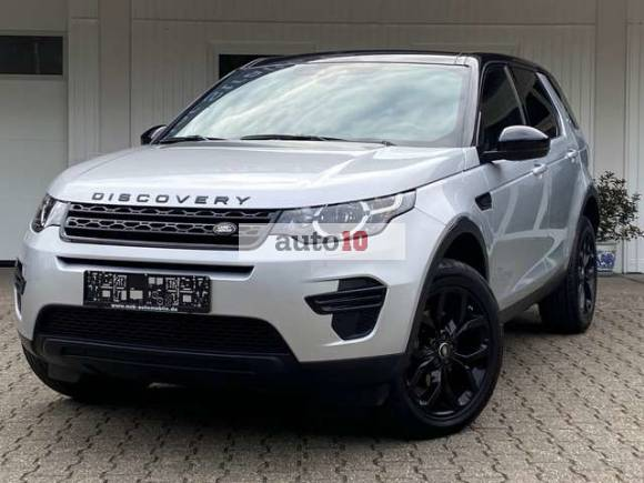 Land Rover Discovery Sport Panorama Bi-Color Euro6