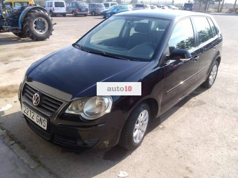 VOLKSWAGEN POLO 1.4 TDI UNITED.