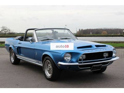 Ford Shelby GT-350 Convertible
