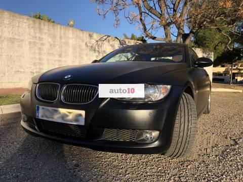 BMW 335i CABRIO AUTOMAT - Negro mate