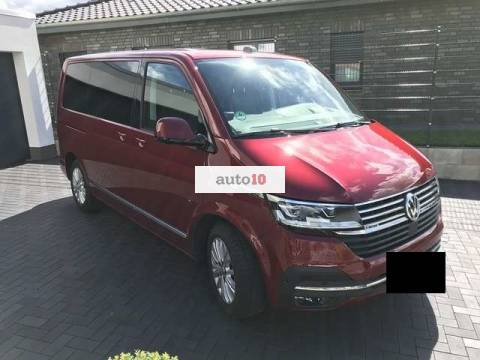 Volkswagen T6 Multivan .1 DSG Kurz 4MOTION Highline