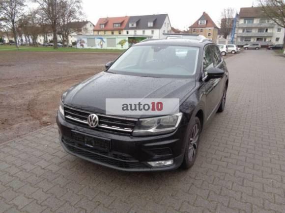 Volkswagen Tiguan Comfortline BMT
