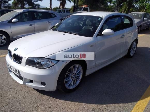 BMW 118 D. 143 CV paquete M.