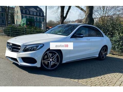 Mercedes-Benz C400 4Matic AMG Line