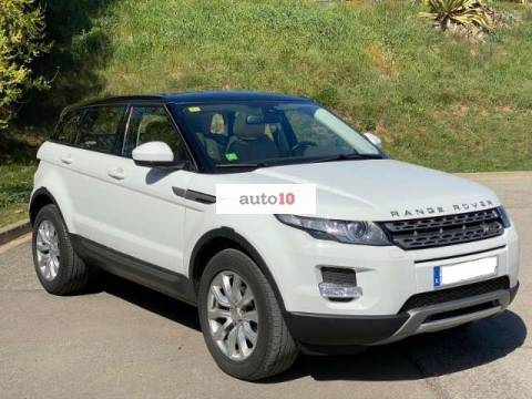 Land Rover Range Rover Evoque 2.2L eD4 Pure Tech 4x2