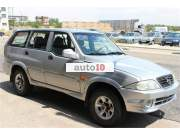 SSANGYONG Musso 2.9TDI LUX 99MY