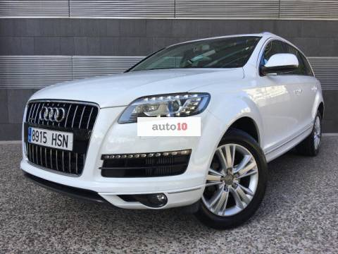 Audi Q7 3.0TDI Ambition 245 Tiptronic
