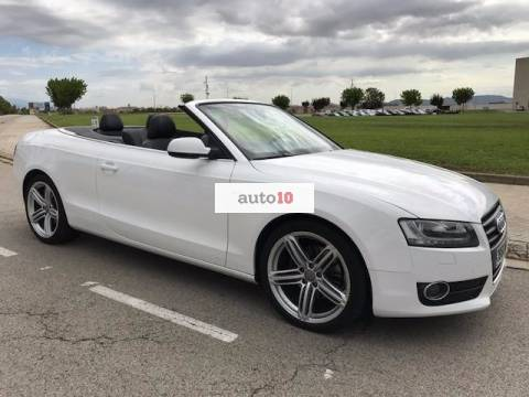 Audi A5 2.0 TFSI Multitronic S-LINE