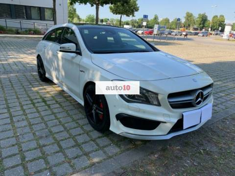 Mercedes-Benz AMG CLA 45 4Matic Shooting Brake 7G-DCT-