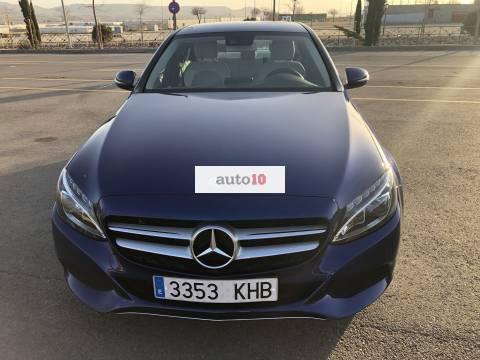 Mercedes Benz Clase C220 d (9G - Tronic)