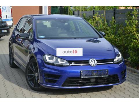 Volkswagen Golf R 4Motion DSG