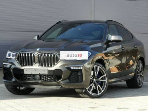 BMW X6 M50i Carbon Iconic 22