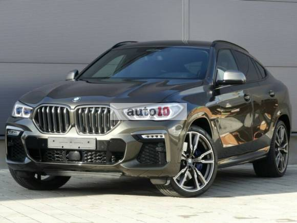 BMW X6 M50i Carbon Iconic 22