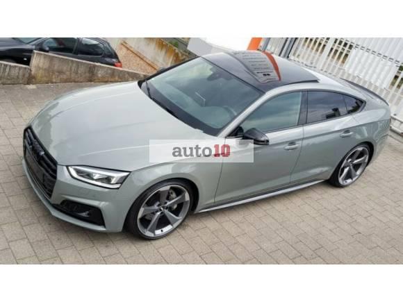 Audi A5 Sportback S-line TFSI quattro S tronic sport