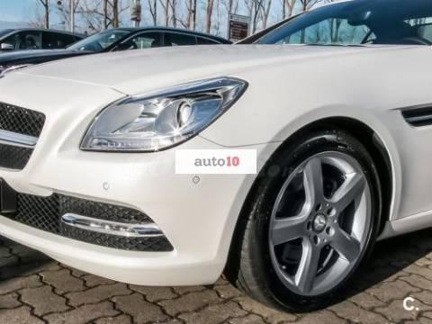 Mercedes benz clase slk de segunda mano en valencia for Mercedes benz valencia