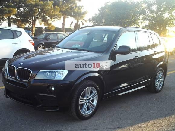 BMW X3 2.0 D 184 CV paquete M.