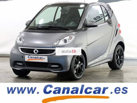 Smart ForTwo COUPE Pure 71CV