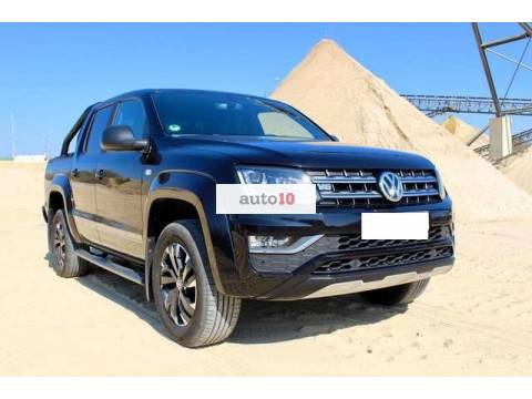 Volkswagen Amarok 3.0 TDI 4MOTION Autm. Dark Label