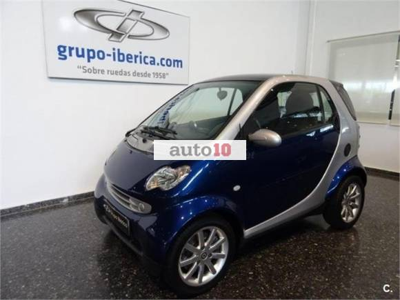 SMART fortwo coupe pure 61CV