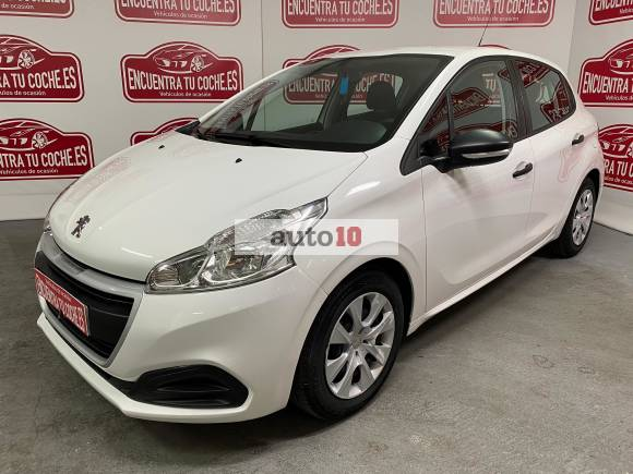PEUGEOT 208 5P BUSINESS LINE 1.6 BlueHDi 5p.