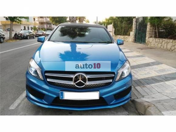 Mercedes-Benz A 180 CDI BE 7G-DCT