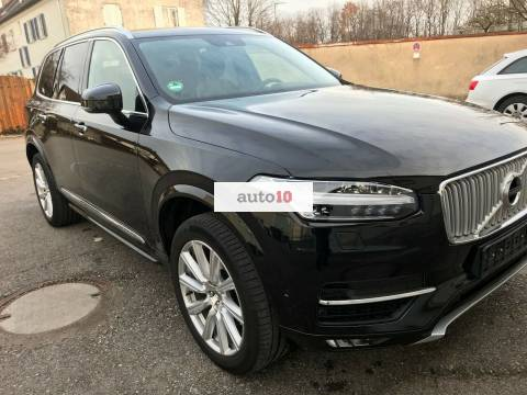 Volvo XC 90 D5 AWD Geartronic Inscription