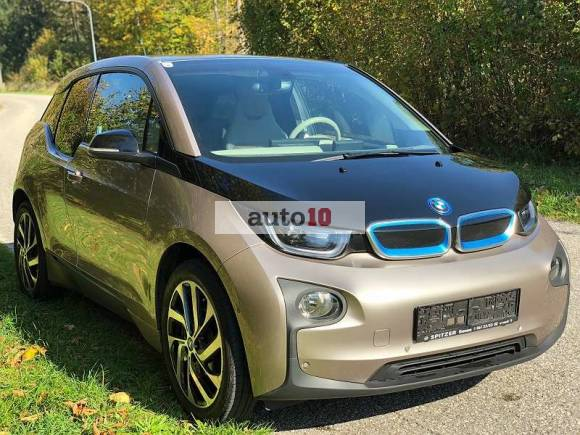 Bmw i3 Lodge