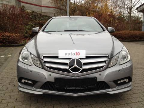 Mercedes-Benz E 500 Coupe, AMG-Paket