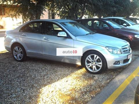 MERCEDES C220 CDI Advantgarde Aut. 170 cv.