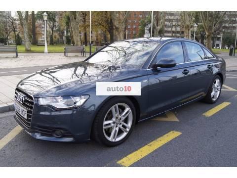 Audi A6 2.0 TDi S-Line 177 cv