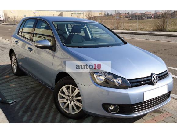 VOLKSWAGEN Golf VI 1.6 TDI 105 CV, Advance BlueMotion Tech 5p