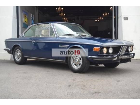 Bmw 2800CS Coupe 2.8 6 Cilindros 170cv