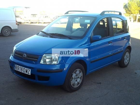 FIAT PANDA 1.3 MJT diesel.