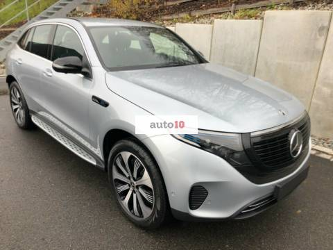 Mercedes-Benz EQC -Klasse 4Matic