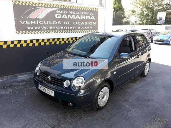 SE VENDE VW POLO 1.9 TDI POSIBLE FINANCIACION