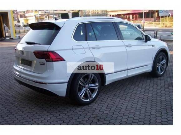Volkswagen Tiguan 2.0 Tdi Bmt 190 cv 4Motion Dsg R-Line