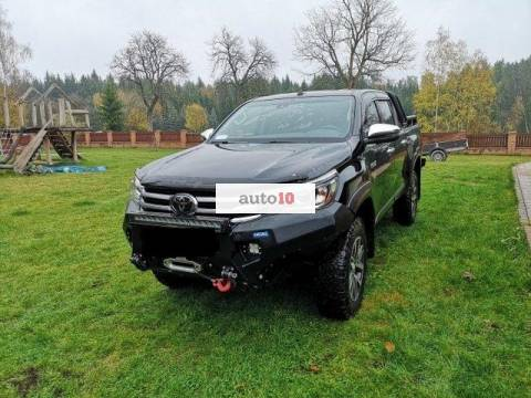 Toyota Hilux 4x4 Double Cab S&S Executive